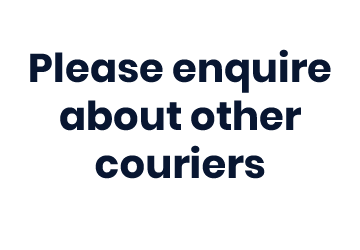 Enquire about other couriers